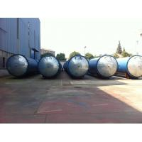 Buy cheap Wood industry Wood Preservative Treatment , saturated steam Autoclave from wholesalers