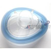 China Clear Infant Baby Hosptial Inflatable Anesthesia Face Mask ISO13485 wholesale