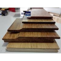 Buy cheap Good quality Wood Cladding, Bamboo cladding, wall panel, ceiling from wholesalers