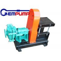 China High Chrome 2/1.5b-Ah Clean Water Pump 592×371×381 Appearance Size wholesale