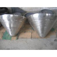 China Iron Cone Valve Ni Hard Liners Castings With Ni hard 4 Standard And HRC56 wholesale