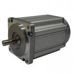 China 1000 Rpm  - 3000 Rpm 8 Poles 24V Brushless DC Motors , OD 60 mm Square Dc Servo Motor wholesale