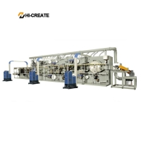 China 3 Phase 65pcs/Min 185kw Disposable Breast Pad Machine on sale
