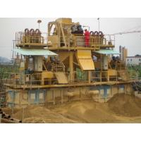 Quality High flow rate reliable desanding plant system for piling and tunelling project for sale