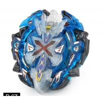China New Arrival Metal Fusion Beyblades Burst Gyro with Shinning Handgrip Launcher Top Box Bayblade Toys Spinning Top For Kid wholesale