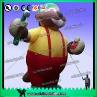 China 5M Giant Advertising Inflatable Mouse/Customized Inflatable Animal wholesale