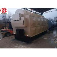 China Moving Chain Grate Coal Burning Steam Boiler For Plywood Hot Press Machine wholesale