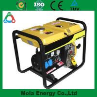 China 3.5KW Small engine biogas generator for cheap price wholesale