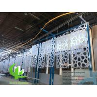 China Exterior Architectural aluminum panels aluminum facade supplier in China wholesale