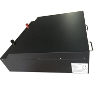 China Black 6000Wh 24V 250Ah LiFePO4 Power Pack wholesale