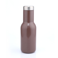 China Sports 380ml Double Wall Stemless Wine Tumbler wholesale
