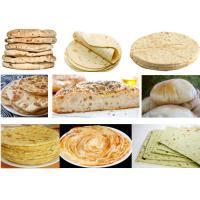 China Multifunctional Automatic Pizza Making Machine 1200 - 5400 Pcs/Hr For Similar Flatbread wholesale