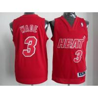 China NBA Miami Heats 3 Wade Christmas Day Jersey wholesale