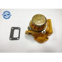 Buy cheap Excavator Engine Diesel Parts PC400-6 S6D125 6151-62-1101 Cast Iron Water Pump from wholesalers