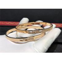 China Magnificent Messika Jewelry , 18K Rose Gold Messika Move Bracelet messika jewelry review wholesale