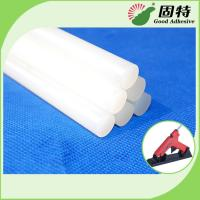 China Light White Bookbinding Hot Melt Glue For Side Glue For Shoe , Toys , PC, Craftwork wholesale