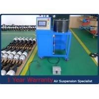 China Gas - Filled Shock Absorber Air Suspension Crimping Machine 4kw Power 30Mpa System Pressure wholesale