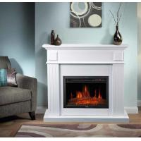 """China Electric Fireplace Heater EF462 insert Fireboxs 29"""" Stoves log burning Flame remote control mantel chimenea room heater wholesale"""
