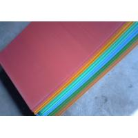 China Recyclable / Non-Toxic Corrosion PP Correx Plastic Sheet For Building Protection on sale
