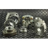 China Hydraulic flanges according to SAE J518C, ISO 6161 with material 304 / 316 stainless steel and carbon steel on sale