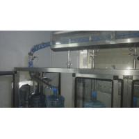 China 3 In 1 Purified Water 4 / 5 Gallon Water Filling Machinery With PLC Control wholesale
