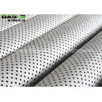 Buy cheap Supplier API Standard 5CT hole casing tubing perforated pipes for oil/water well drill from wholesalers