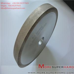 China Metal - bonded diamond grinding wheel processing ceramics ALisa@moresuperhard.com wholesale