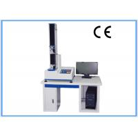 China Automatic Electronic Tensile Strength Testing Machine High Speed 50~500mm / Min wholesale