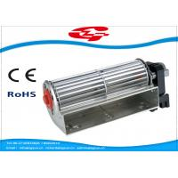 China 110-240V Crossflow , Fireplace Fans And Blowers With Shaded Pole Ac Motor wholesale