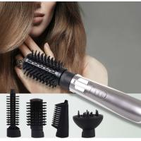 China Multifunction 5 In 1 Automatic Electric Hair Styling ceramic Hot Air Brush Rotating Hot Air Brushes on sale