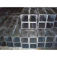Buy cheap Normal Carbon Steel Tubing Rectangular Welded DIN EN 10210 DIN EN 10219 from wholesalers
