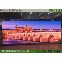 Buy cheap HD P5 Outdoor Advertising LED Display Full Color Synchronous Control from wholesalers