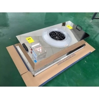 Buy cheap 180W Fan Filter Unit For Cleanroom Filter Systems from wholesalers
