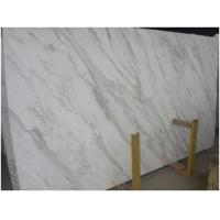 China Unique Grey And White Marble Floor Tiles Fashionable Appearance wholesale
