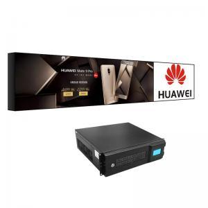China Indoor Smart FCC 3x3 Video Wall Display LTI460HN09 16.7m Ultra Narrow Bezel wholesale