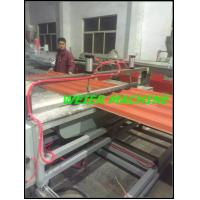 China PVC UPVC Corrugated Roof Sheeting Machine 1000mm Wide 55kw 250kg Per Hour wholesale
