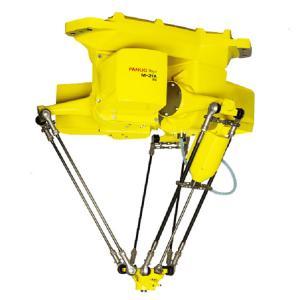 China Celling Mount Fanuc Robot Arm Parallel Link Mechanism 140kg Mass High Performance wholesale