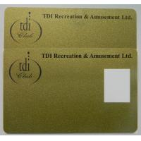 China RFID Higgs 3 magnetic custom printed Plastic Loyalty Cards with Dual Frequency wholesale