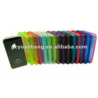 China Protective Soft Case For Iphone 4S 4GS on sale