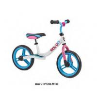 China Pedal Or Hand Push Childrens Balance Bikes Blue / Green / Yellow Or Custom Color wholesale