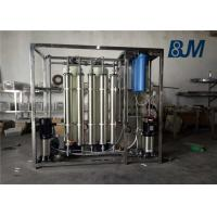 China 1 Ton Per Hour One Stage RO Water Purifying Equipment For Drinking Water wholesale