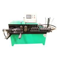 Plane Wire Straightening Cutting Machine Energy Saving Contious Working