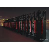 China Neon Tube Remote Control Automatic Electric Entrance Gates , Dynamic Lighting Effects wholesale