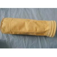 Quality Industrial air filter fabric P84 Nomex cloth filter bags 2mm thickness for sale
