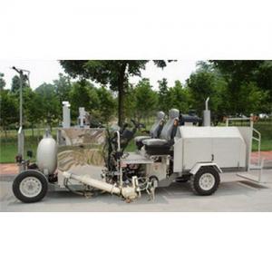 China Big-size Extrusion Thermoplastic Road Marking Machine wholesale