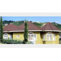 Quality Durable Roma Enviroment Friendly Colorful Stone-coated Steel Roofing for sale