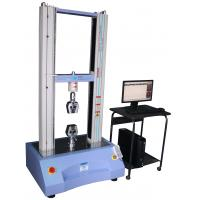 China 100N To 50KN Servo Control Plastic / Rubber Tensile Universal Test Machine wholesale