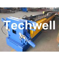 "China 3"" * 4"" Rectangular Rainspout Roll Forming Machine for Rainwater Downpipe, Water Pipe wholesale"