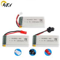 China 903052 RC lipo battery 25C rate 3.7V 1800mAh for HQ898B H11D H11C V686G RC helicopter wholesale