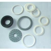 China Electronic Silicone Rubber Gasket 1mm Thickness , 82mm External Diameter wholesale